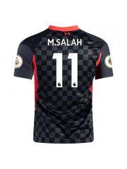 Футболка резервная Ливерпуль 2020-2021 M.Salah 11 (Мохамед Салах)