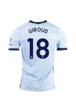 Футболка гостевая Челси 2020-2021 Giroud 18 (Оливье Жиру)