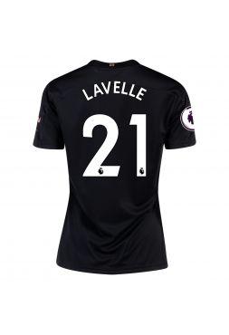 Футболка женская гостевая Манчестер Сити 2020-2021 Lavelle 21 (Роуз Лавелл)
