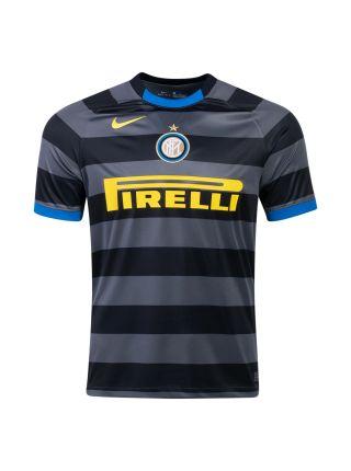 Футболка резервная Интер Милан 2020-2021 Lukaku 9 (Ромелу Лукаку)