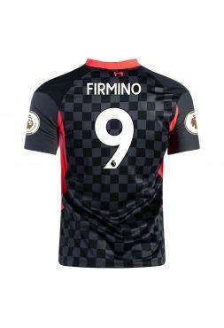 Футболка резервная Ливерпуль 2020-2021 Firmino 9 (Роберто Фирмино)