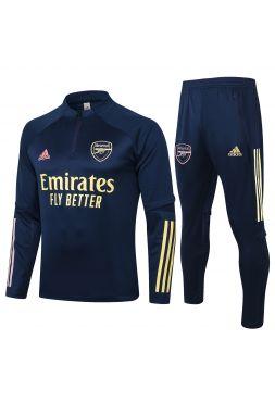 Спортивный костюм темно-синий Арсенал