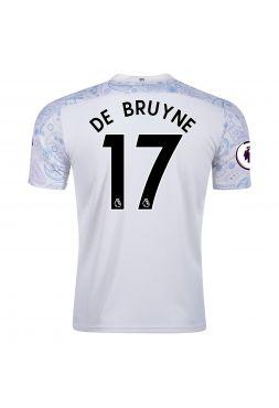 Футболка резервная Манчестер Сити 2020-2021 De Bruyne 17 (Кевин Де Брёйне)