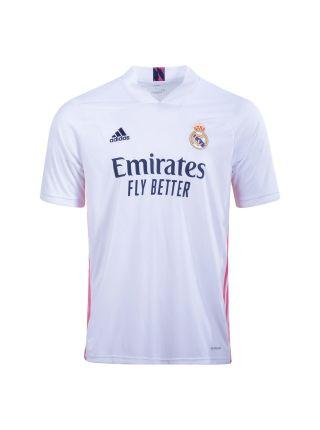 Футболка домашняя Реал Мадрид 2020-2021 Rodrygo 25 (Родриго Силва де Гоис)