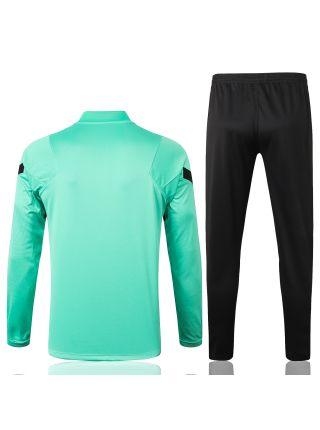 Спортивный костюм зеленый Ливерпуль