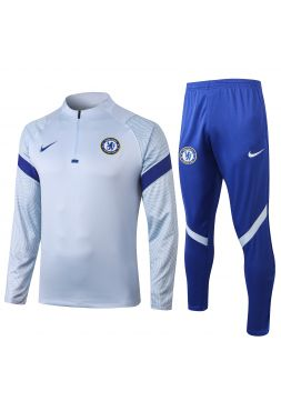 Спортивный костюм голубо-синий Челси