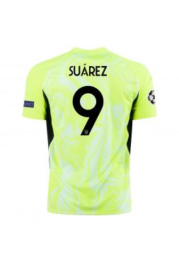 Футболка резервная Атлетико Мадрид 2020-2021 Suarez 9 (Луис Суарес)