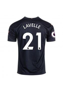 Футболка гостевая Манчестер Сити 2020-2021 Lavelle 21 (Роуз Лавелл)