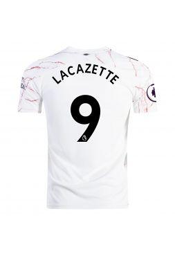 Футболка гостевая Арсенал 2020-2021 Lacazette 9 (Лаказетта)