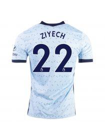 Футболка гостевая Челси 2020-2021 Ziyech 22 (Зиеш Хаким)