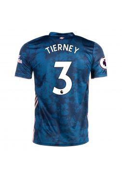 Футболка резервная Арсенал 2020-2021 Tierney 3 (Тирни)