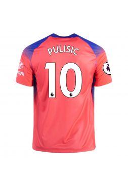 Футболка резервная Челси 2020-2021 Pulisic 10 (Кристиан Пулишич)