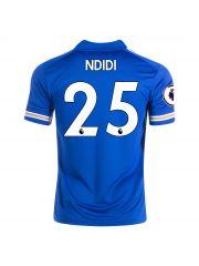 Футболка домашняя Лестер Сити 2020-2021 Ndidi 25 (Уилфред Ндиди)
