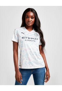 Футбольная форма женская резервная Манчестер Сити 2020-2021