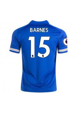Футболка домашняя Лестер Сити 2020-2021 Barnes 15 (Харви Барнс)