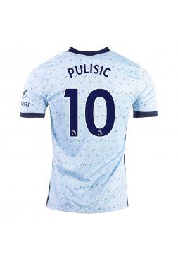 Футболка гостевая Челси 2020-2021 Pulisic 10 (Кристиан Пулишич)