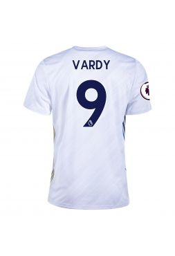 Футболка гостевая Лестер Сити 2020-2021 Vardy 9 (Джейми Варди)