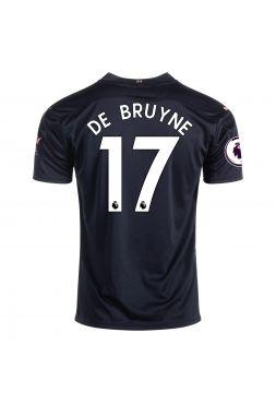 Футболка гостевая Манчестер Сити 2020-2021 De Bruyne 17 (Кевин Де Брёйне)