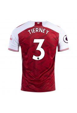 Футболка домашняя Арсенал 2020-2021 Tierney 3 (Тирни)