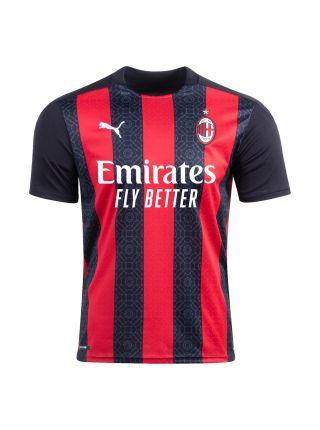 Футболка домашняя Милан 2020-2021 Ibrahimovic 11 (Златан Ибрагимович)
