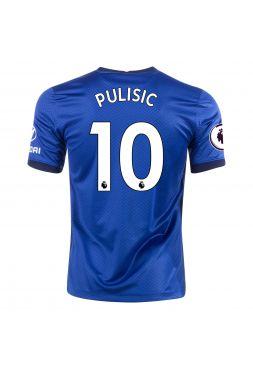Футболка домашняя Челси 2020-2021 Pulisic 10 (Кристиан Пулишич)