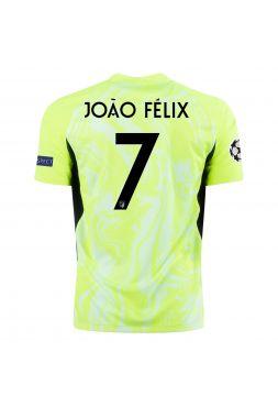 Футболка резервная Атлетико Мадрид 2020-2021 Joao Felix 7 (Жуан Феликс)