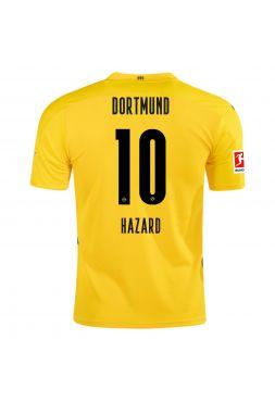 Футболка домашняя Боруссия Дортмунд 2020-2021 Hazard 10 (Азар Торган)