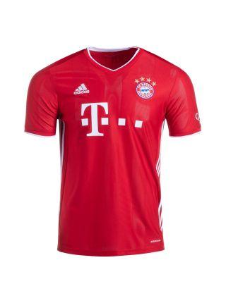 Футболка домашняя Бавария Мюнхен 2020-2021 Davies 19 (Альфонсо Дейвис)