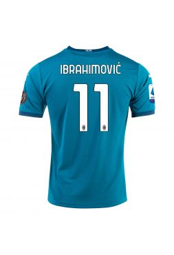 Футболка резервная Милан 2020-2021 Ibrahimovic 11 (Златан Ибрагимович)