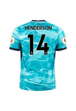 Футболка гостевая Ливерпуль 2020-2021 Henderson 14 (Джордан Хендерсон)