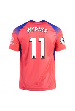 Футболка резервная Челси 2020-2021 Werner 11 (Вернер)