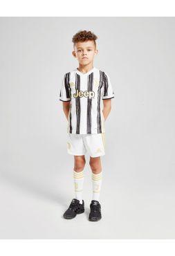 Футбольная форма детская домашняя Ювентус 2020-2021