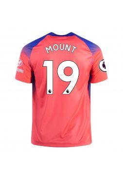 Футболка резервная Челси 2020-2021 Mount 19 (Мейсон Маунт)