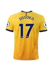 Футболка резервная Тоттенхэм 2020-2021 Sissoko 17 (Мусса Сиссоко)