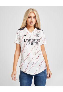 Футбольная форма женская гостевая Арсенал 2020-2021
