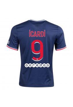 Футболка резервная ПСЖ 2020-2021 Icardi 9 (Мауро Икарди)