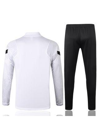 Спортивный костюм черно-белый ПСЖ