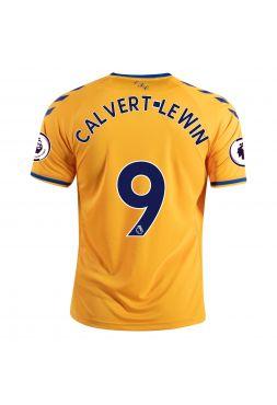Футболка гостевая Эвертон 2020-2021 Сalvert-leWin 9 (Доминик Калверт-Льюин)