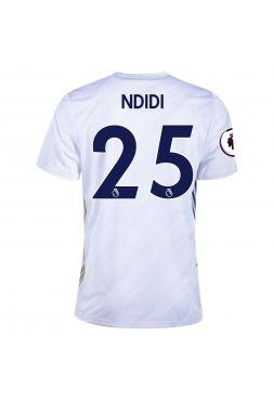 Футболка гостевая Лестер Сити 2020-2021 Ndidi 25 (Уилфред Ндиди)