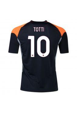 Футболка резервная Рома 2020-2021 Totti 10 (Франческо Тотти)