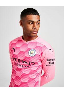 Вратарская футбольная форма резервная Манчестер Сити 2020-2021