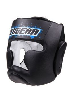 Детский шлем Revgear Combat Series Black Blue