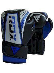 Детские боксерские перчатки RDX JBG-1U 6oz Silver/Blue