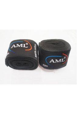 Бинты AML черный 4,5 м