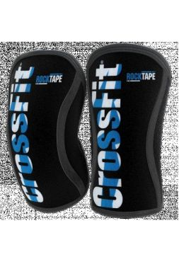 Наколенники Rocktape Assassins CrossFit Blue 5мм