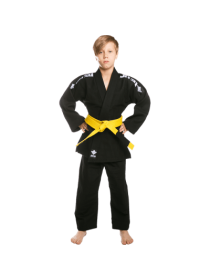 Детское ги Jitsu BeGinner Black