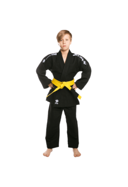 Детское ги Jitsu BeGinner Black