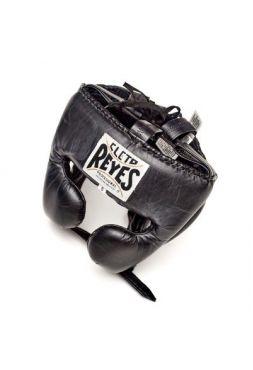 Шлем Cleto Reyes  тренировочный с защитой щёк Black