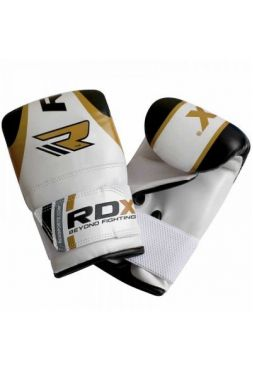 Перчатки снарядные RDX BMR-1GL Black/Gold