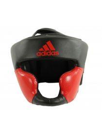 Шлем Adidas Response Standard Черно-красный
